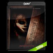 Annabelle 2: La creación (2017) HC HDRip 720p Audio Ingles 2.0 Subtitulada