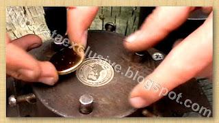 Чеканка монет. Екатеринбург