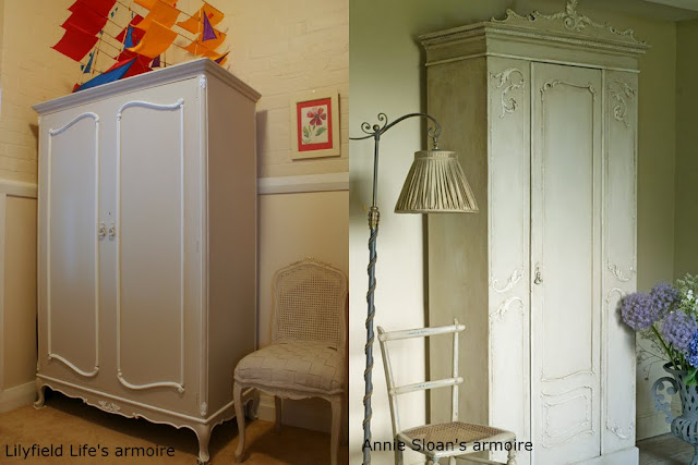 lilyfield life painted white furniture sydney custom painting french armoire