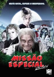 Filme Missão Especial de Natal   Dublado