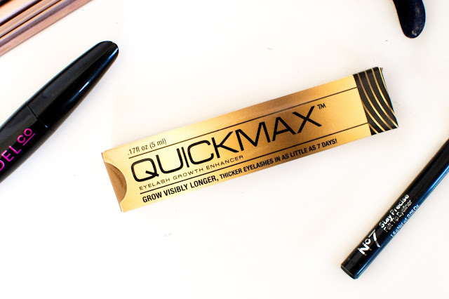 Quickmax eyelash growth enhancer serum