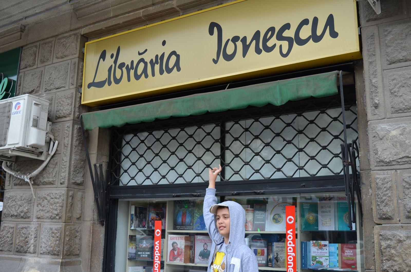 Libraria Ionescu