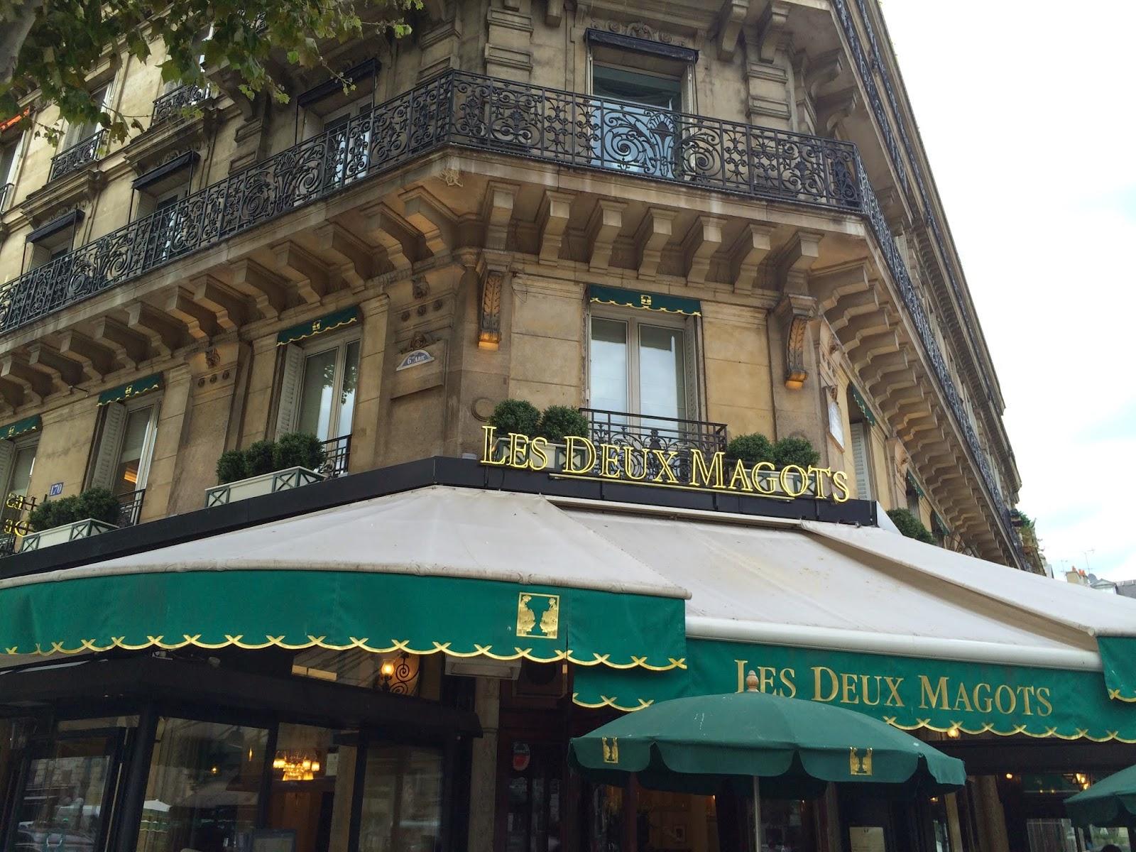 Cafe des Magots