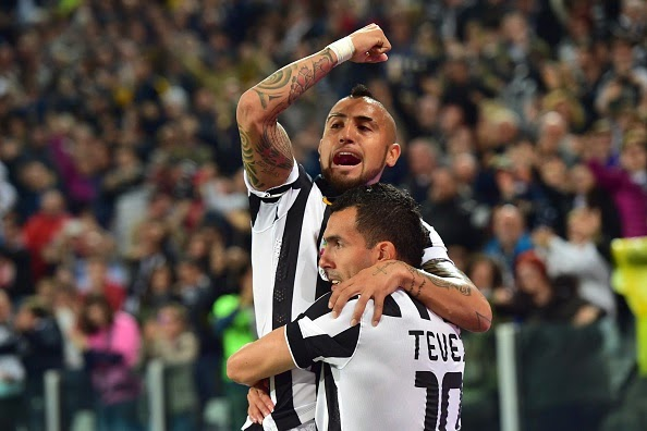 Juventus-Lazio 2-0, Tevez-Bonucci per la vittoria scudetto (Video Highlights)