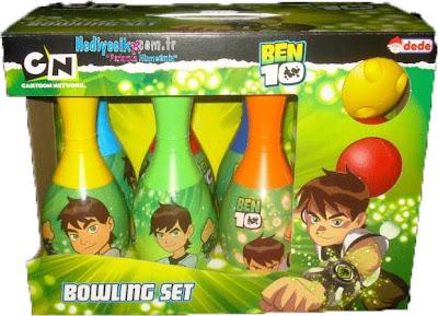benten-ben10-bowling-seti