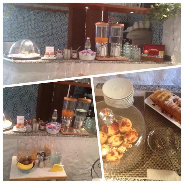 colazione da Baranin