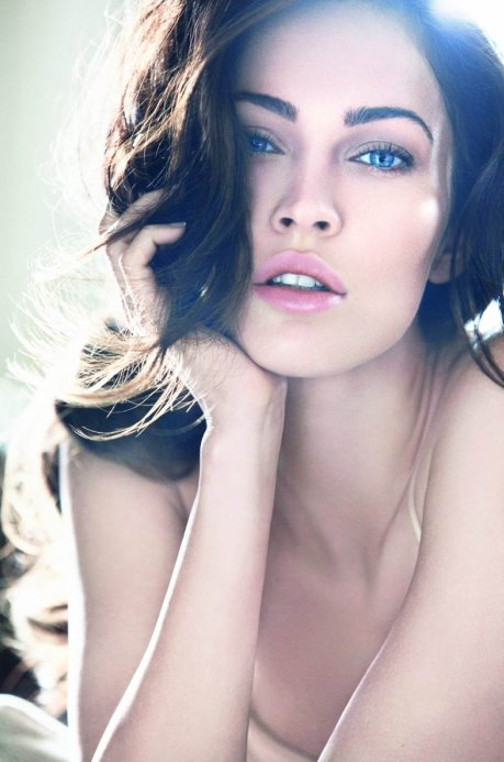 Galleria Blog Megan Fox Makeup Look - Fox-makeup