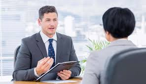 entrevista de emprego na crise