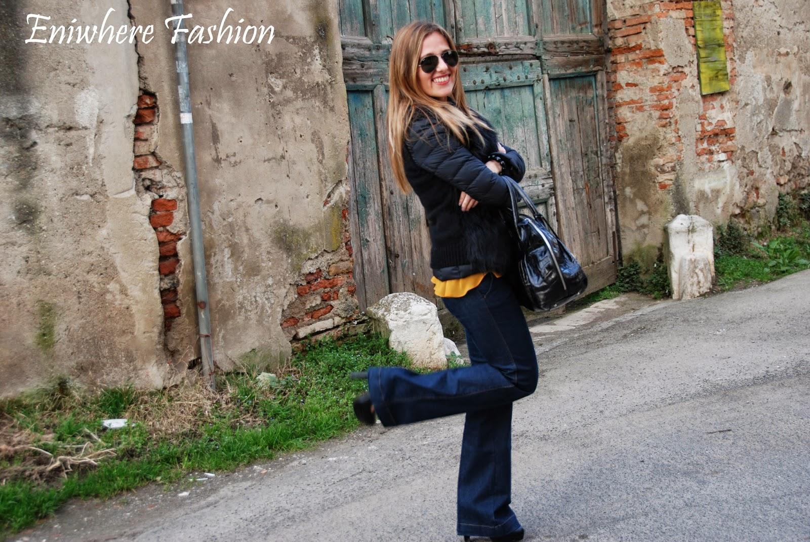 Eniwhere Fashion jeans zampa Mango
