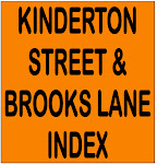KINDERTON STREET and BROOKS LANE