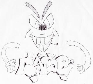 Dibujos de Grafitis
