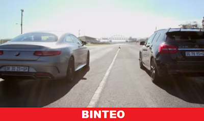 Mercedes GLA 45 AMG Vs. S65 AMG