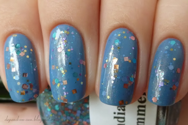 Girly bits Indian summer & Nails inc. Queensgate terrace