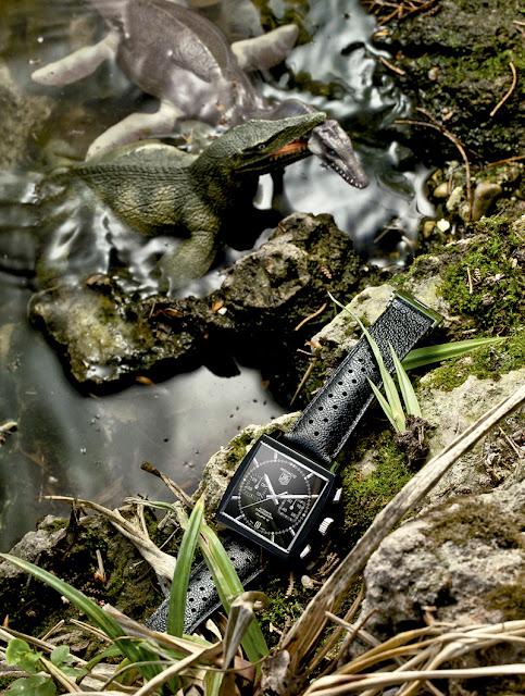 Reloj Vintage Tag Heuer Monaco Calibre 12