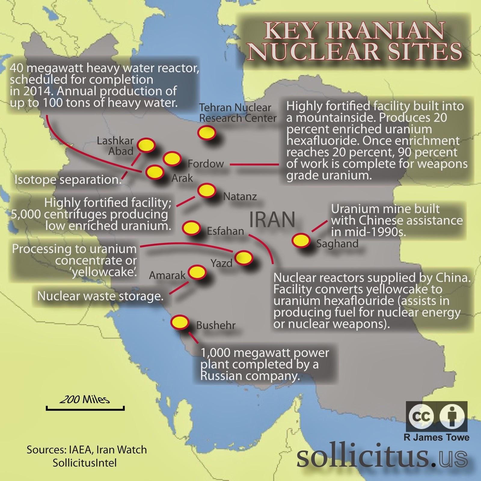 iran,nuclear facilties