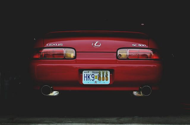 Lexus SC300, 2JZ, sportowe samochody, tuning, fotki