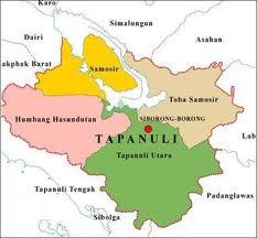 Batak People: Provinsi Tapanuli Tanpa Tapanuli Tengah dan