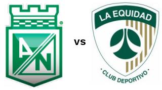 Final Atlético Nacional vs La Equidad Liga Postobón 2011
