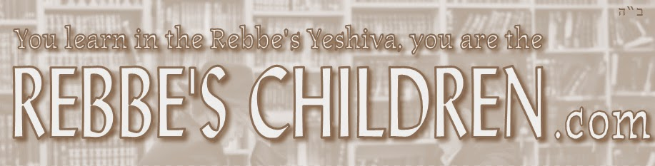 The Rebbe's Children