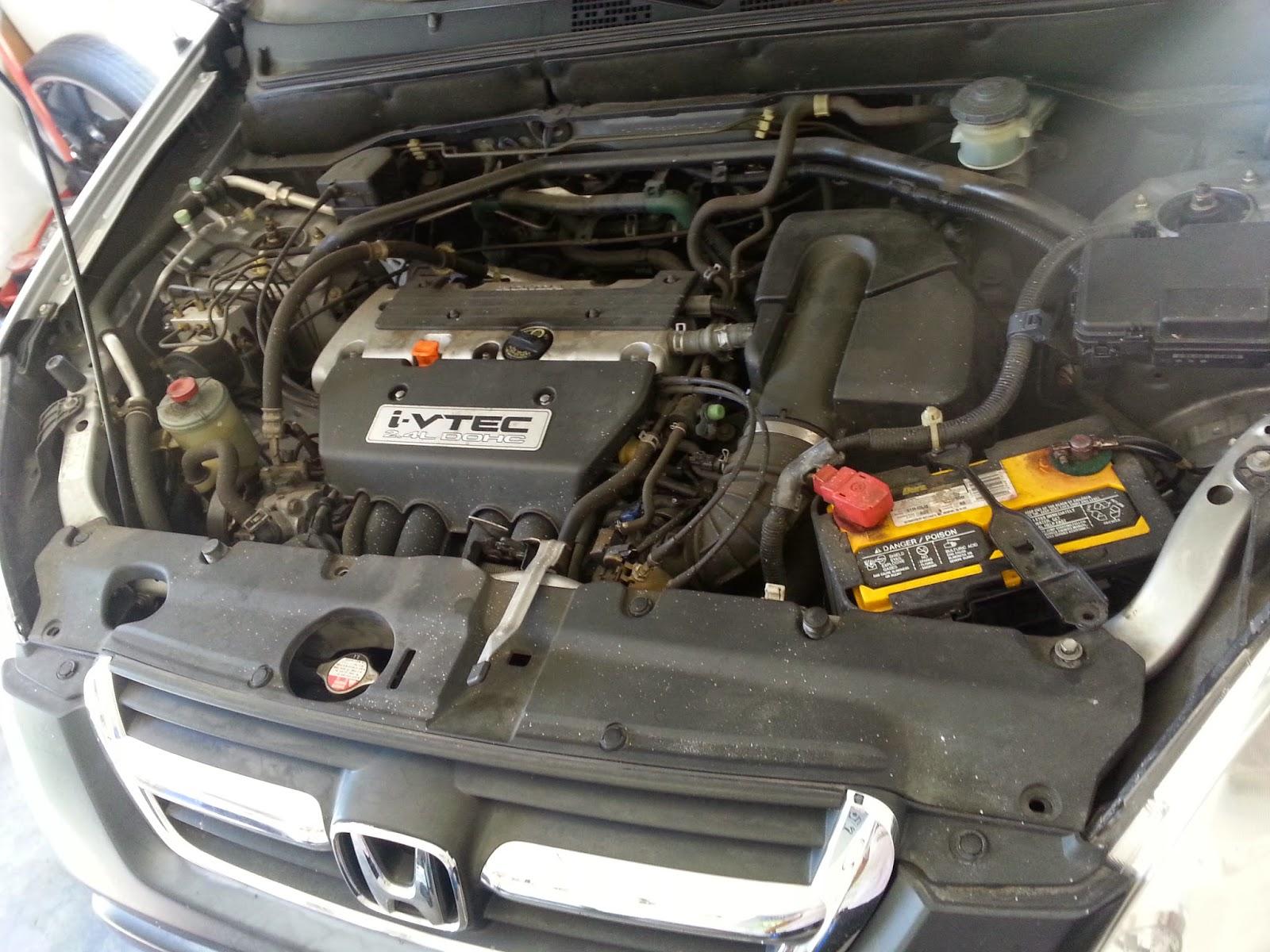 DIY 2000 Honda CRV Replacing A/C Condenser Fan