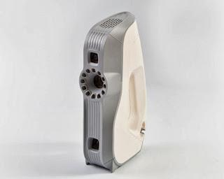 Escáner 3D EVA es un gran equipo para el patrimonio histórico