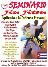 Seminario de Jiu Jitsu Japones Aplicado a la Defensa Personal