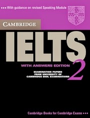 Download Cambridge IELTS 2 With PDF And Audio