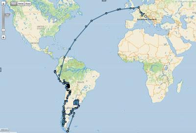Panamerica Reise