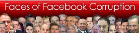 Faces of the Facebook Corruption