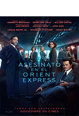 Murder on the Orient Express (2017) BRRip 1080p Latino AC3 5.1 / ingles AC3 5.1