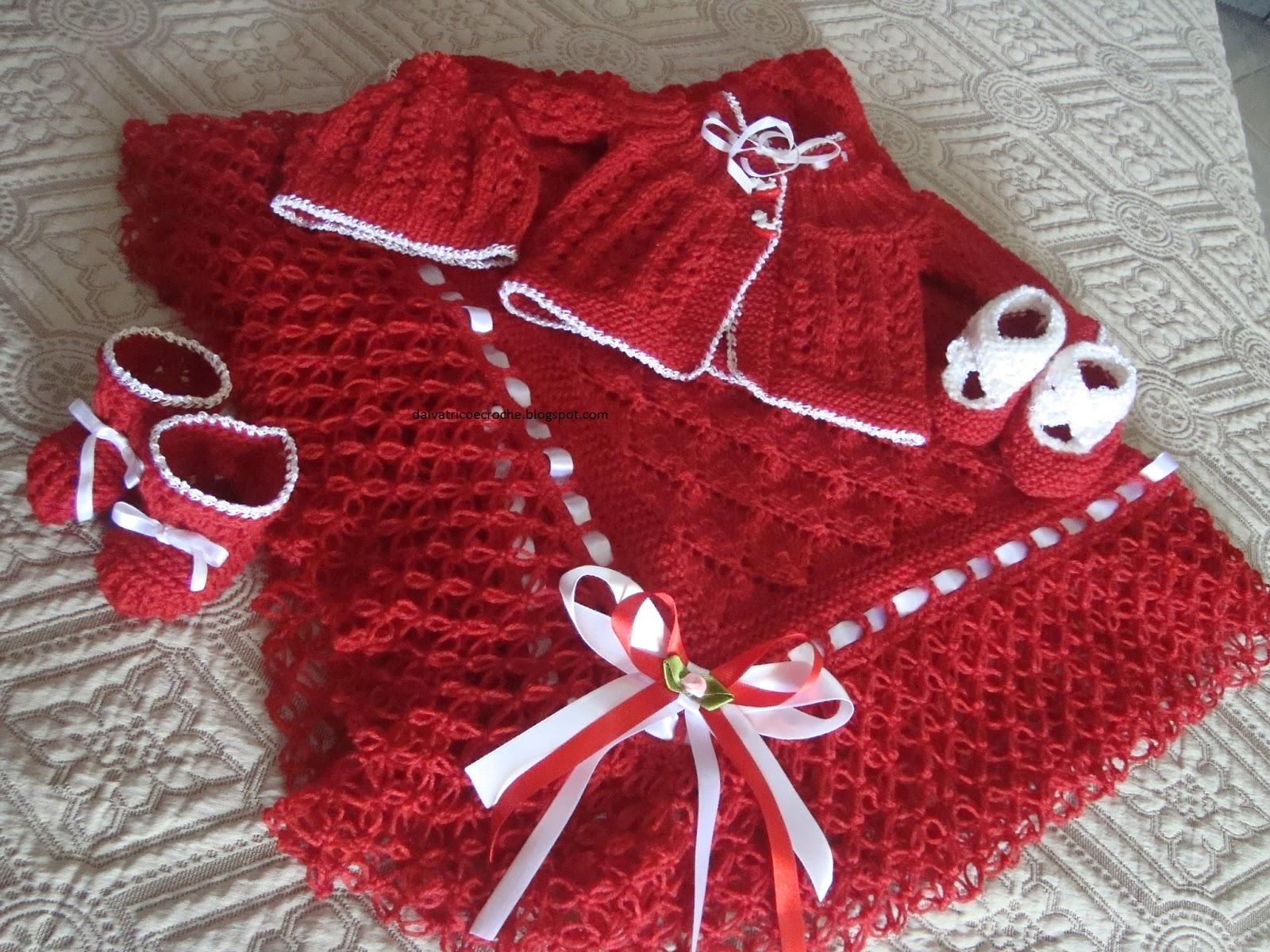 Вязание для новорожденных Вязание спицами и крючком 31