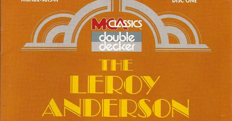 Buglers Holiday by Leroy Anderson