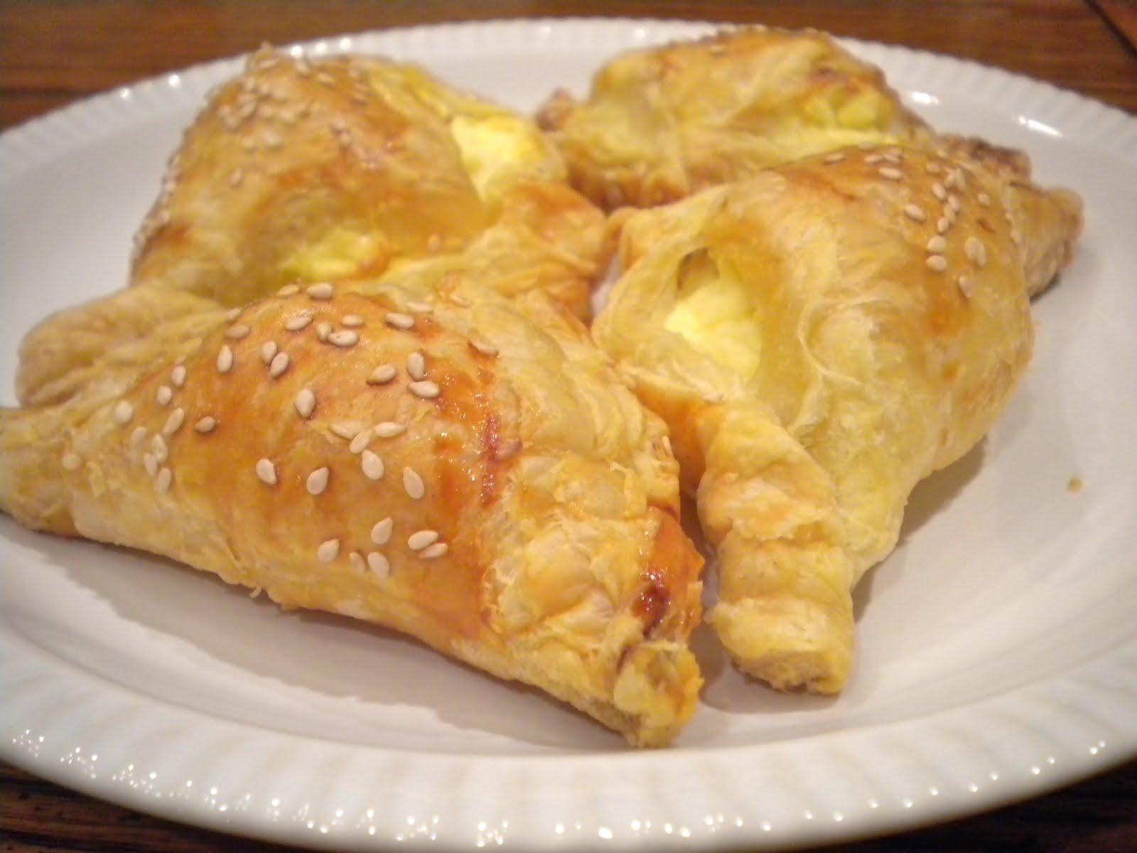 Cheese Bourekas Recipe — Dishmaps