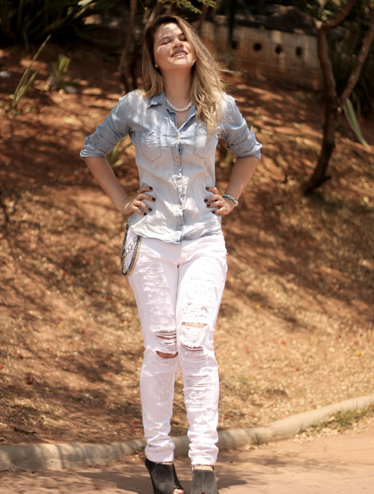 Look do dia blogueira Dimy