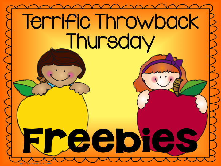Fern Smith's Classroom Ideas FREEBIE! Throwback Thursday - Syllable Sort Farm Themed Center Game for Common Core Free!