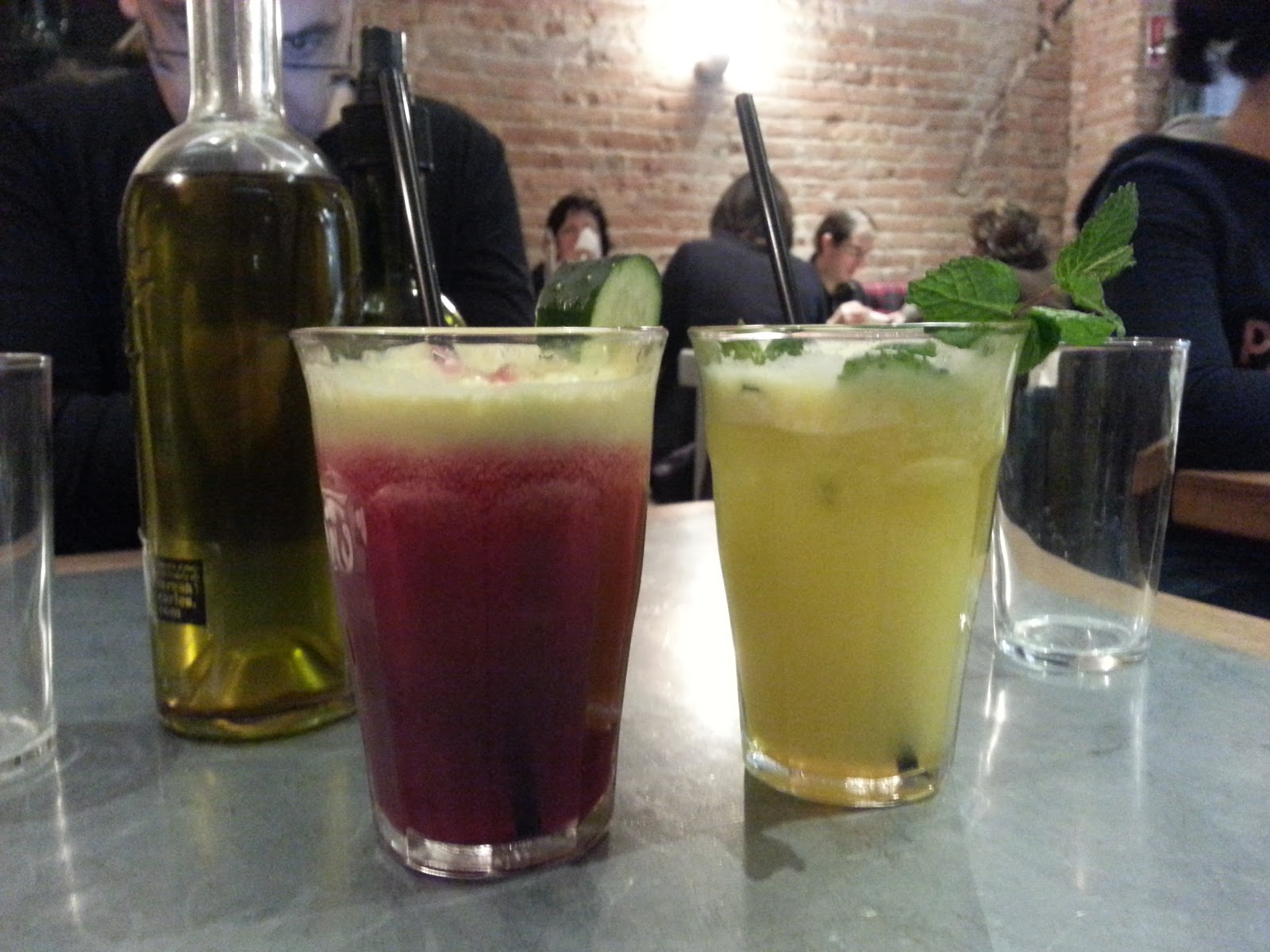 Barcelona, teresa carles, fresh juices