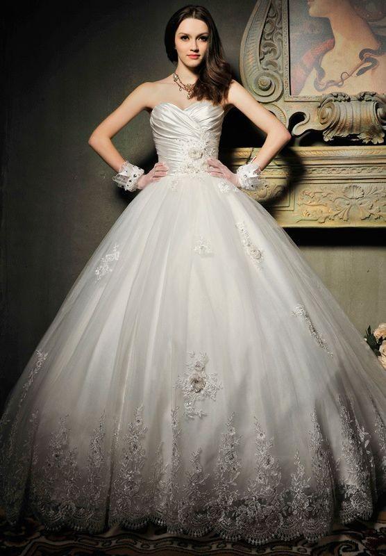 Victorian Wedding Dress-------Modest Wedding Dress | Fashion ...