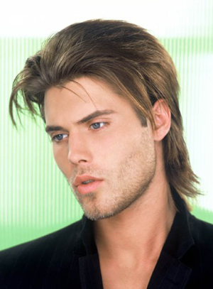 hot men hairstyles. Men Long Hairstyle Pictures