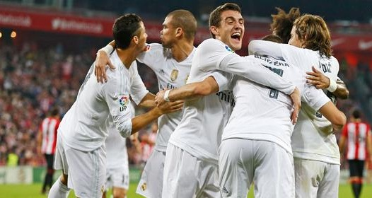 Hasil Lengkap La Liga Pekan 5 kamis Dini Hari 24 Sept 2015, Real Madrid Taklukkan Bilbao 2-1