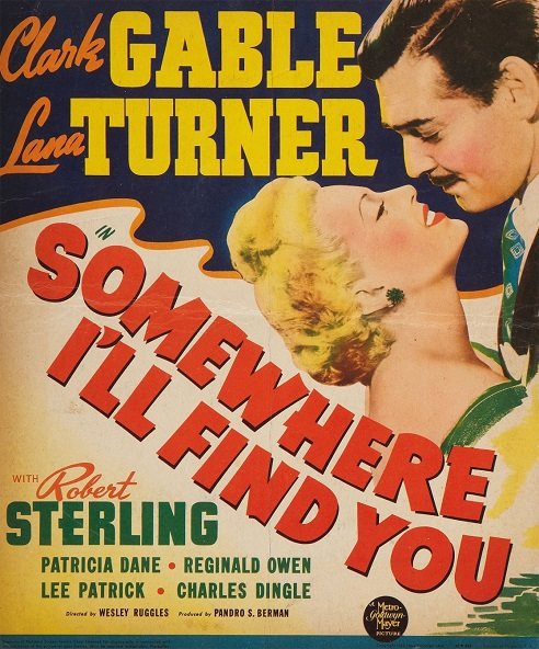 Somewhere I'll Find You (1942)
