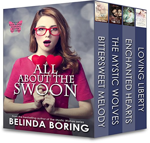 All About The Swoon Boxset by Belinda Boring (CR)