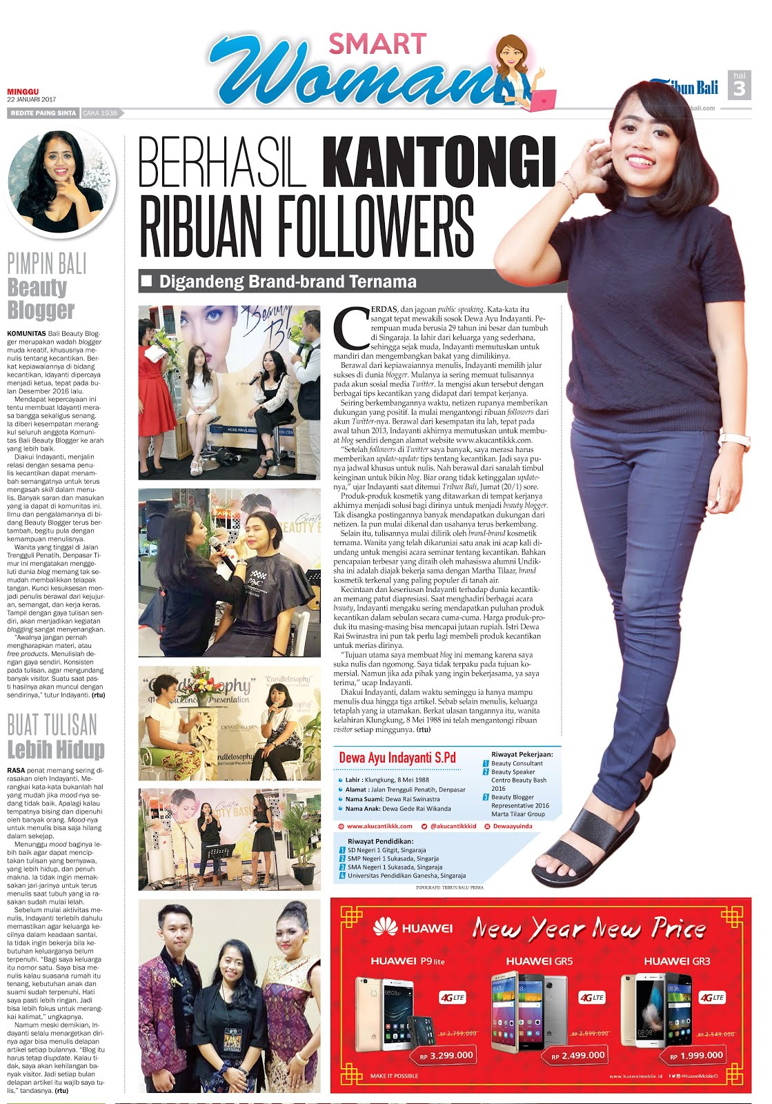 FEATURED IN TRIBUN BALI