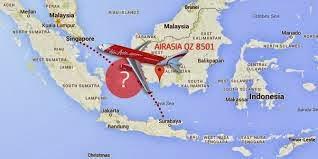 Pesawat AirAsia QZ8501 Hilang Daripada Radar