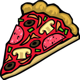 Bu pizza süperrrr