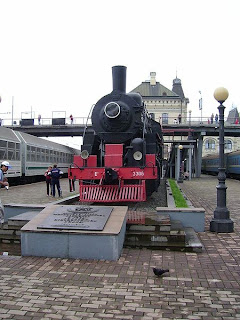 Vladivostok station