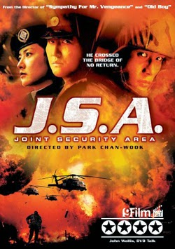 Joint Security Area 2000 poster
