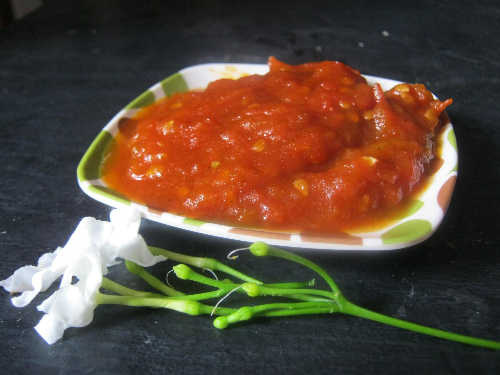 Resep Masak Sehari Hari Oktober 2012 Sambel 200gr By Dapur Liwet Ui Tomat