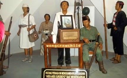 diorama museum tugu pahlawan