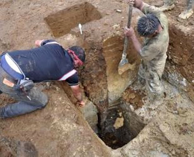 3,000 year old dwelling found in Ecuador