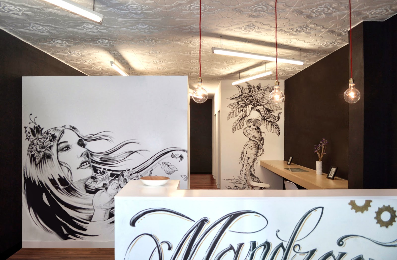 Tattoo shop decor joy studio design gallery best design for Tattoo shop design